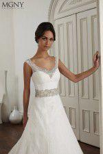 Свадебное платье Madeline Gardner Chelsea 51034 ♡ Свадебный салон Bliss
