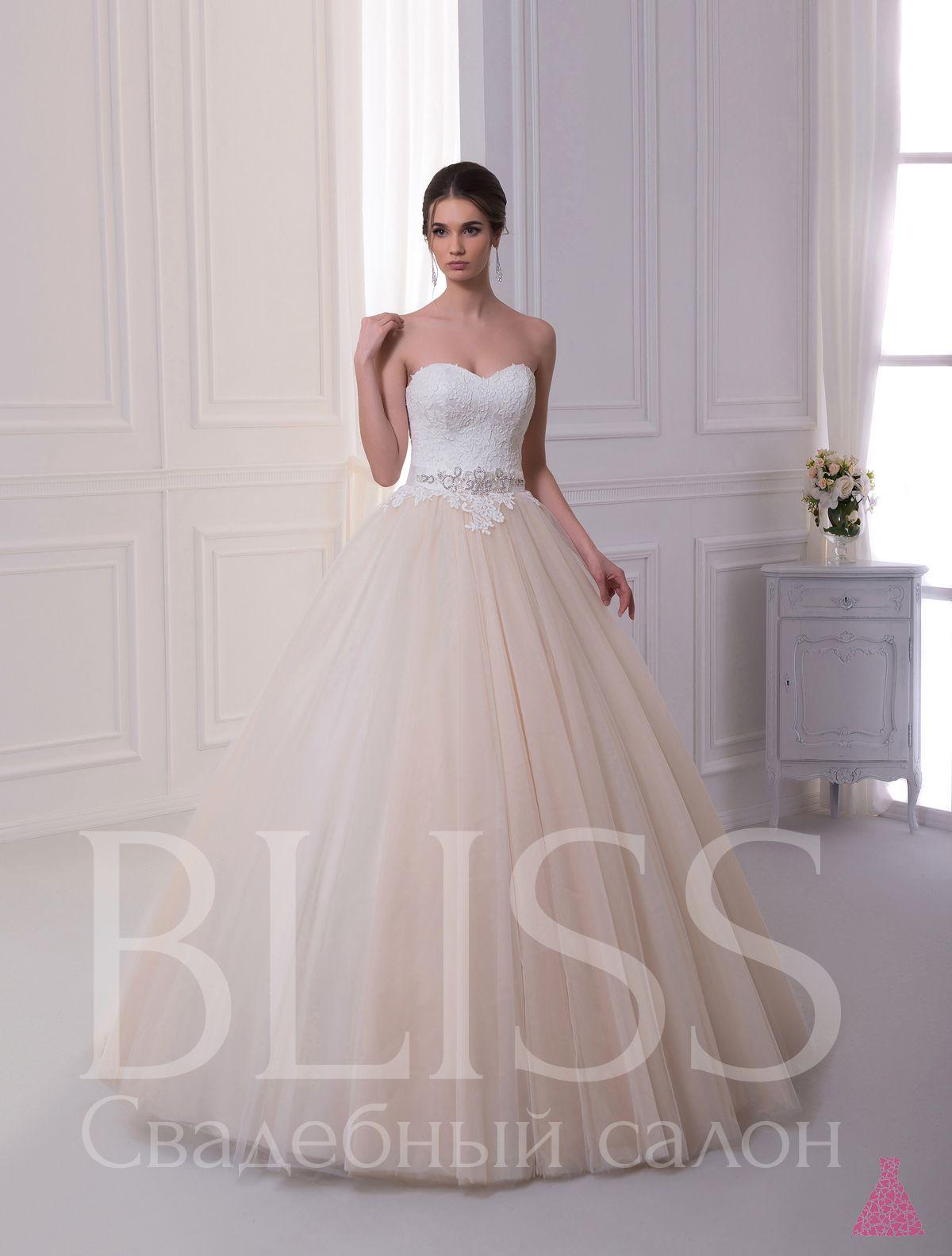 97b4d2573e53ccb Свадебное платье Bliss Julia 2045 * Свадебный салон Bliss
