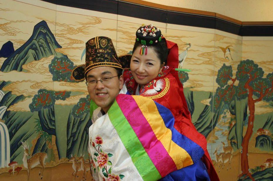 Свадебные традиции и обычаи свадьба в корее