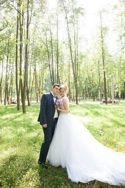Анастасия и Вячеслав Салон свадебных платьев Bliss