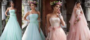 Каталог свадебных платьев Bliss