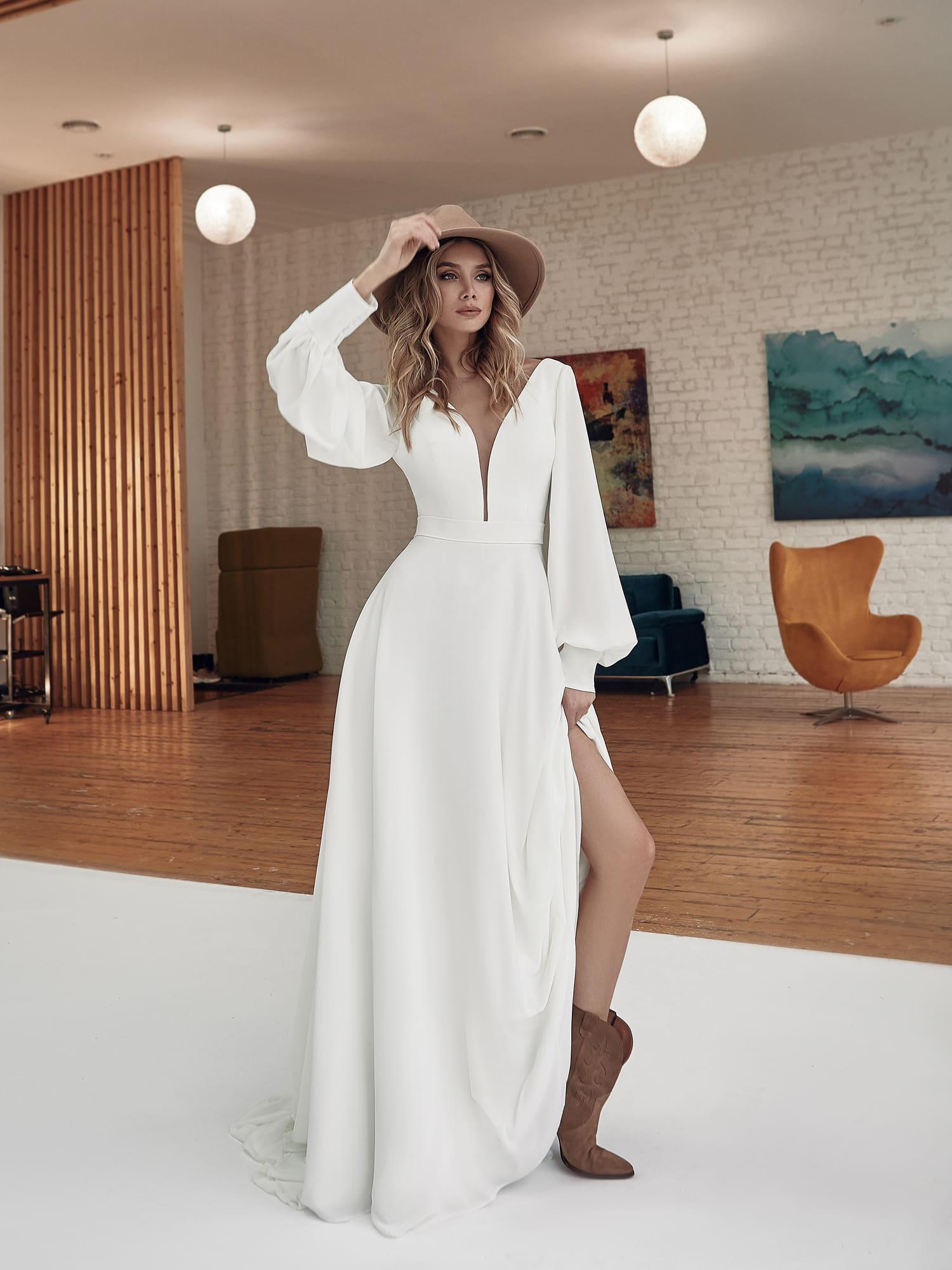Свадебное платье Lima, производитель natalia-romanova, https://bliss.by